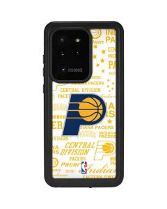Indiana Pacers Historic Blast Galaxy S20 Ultra 5G Waterproof Case