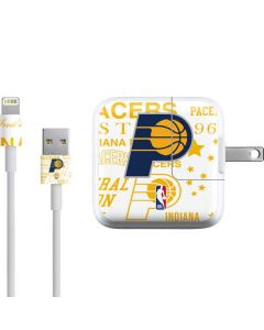 Indiana Pacers Historic Blast iPad Charger (10W USB) Skin