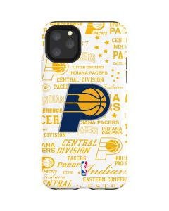 Indiana Pacers Historic Blast iPhone 11 Pro Max Impact Case