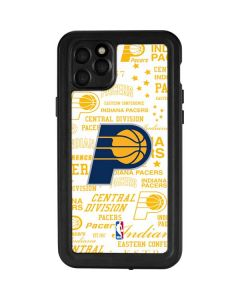 Indiana Pacers Historic Blast iPhone 11 Pro Max Waterproof Case