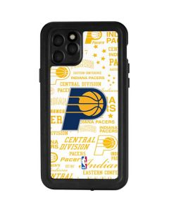 Indiana Pacers Historic Blast iPhone 11 Pro Waterproof Case