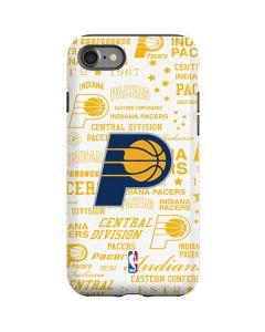 Indiana Pacers Historic Blast iPhone SE Pro Case