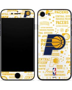 Indiana Pacers Historic Blast iPhone SE Skin