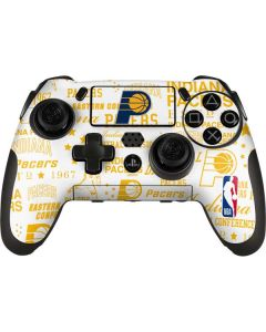 Indiana Pacers Historic Blast PlayStation Scuf Vantage 2 Controller Skin