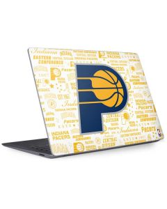 Indiana Pacers Historic Blast Surface Laptop 3 13.5in Skin