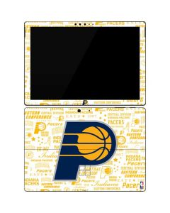 Indiana Pacers Historic Blast Surface Pro 7 Skin