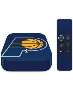 Indiana Pacers Large Logo Apple TV Skin
