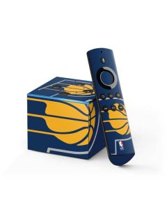 Indiana Pacers Large Logo Fire TV Cube Skin