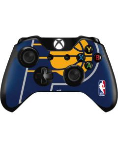 Indiana Pacers Large Logo Xbox One Controller Skin