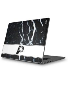 Indiana Pacers Marble Apple MacBook Pro 17-inch Skin