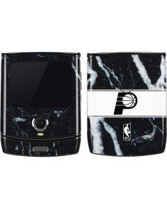 Indiana Pacers Marble Motorola RAZR Skin