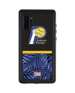 Indiana Pacers Retro Palms Galaxy Note 10 Plus Waterproof Case