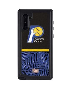 Indiana Pacers Retro Palms Galaxy Note 10 Waterproof Case
