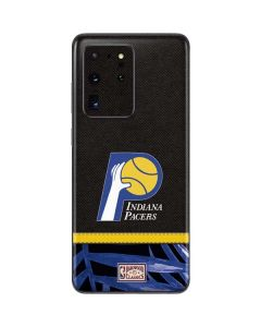Indiana Pacers Retro Palms Galaxy S20 Ultra 5G Skin