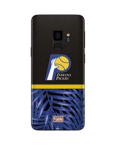 Indiana Pacers Retro Palms Galaxy S9 Skin