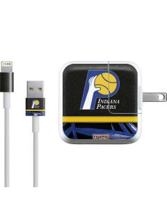 Indiana Pacers Retro Palms iPad Charger (10W USB) Skin