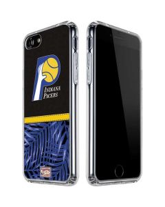 Indiana Pacers Retro Palms iPhone SE Clear Case
