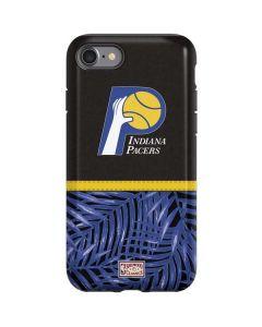 Indiana Pacers Retro Palms iPhone SE Pro Case