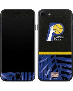 Indiana Pacers Retro Palms iPhone SE Skin