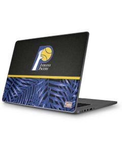 Indiana Pacers Retro Palms Apple MacBook Pro 17-inch Skin