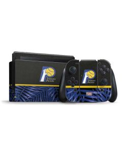 Indiana Pacers Retro Palms Nintendo Switch Bundle Skin