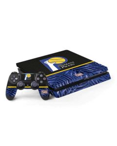 Indiana Pacers Retro Palms PS4 Slim Bundle Skin