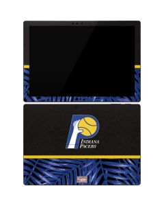 Indiana Pacers Retro Palms Surface Pro 7 Skin