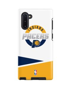 Indiana Pacers Split Galaxy Note 10 Pro Case
