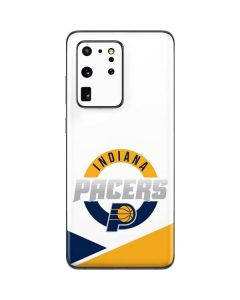 Indiana Pacers Split Galaxy S20 Ultra 5G Skin
