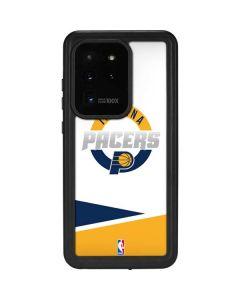 Indiana Pacers Split Galaxy S20 Ultra 5G Waterproof Case