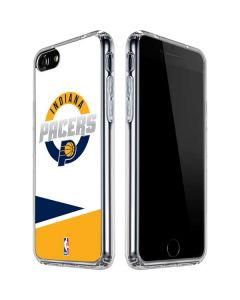Indiana Pacers Split iPhone SE Clear Case
