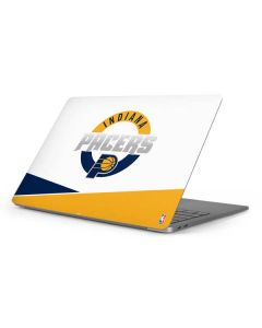 Indiana Pacers Split Apple MacBook Pro 16-inch Skin