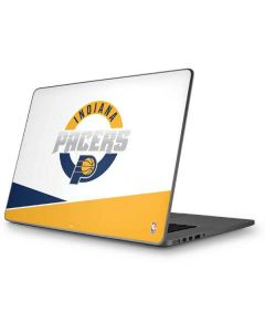 Indiana Pacers Split Apple MacBook Pro 17-inch Skin
