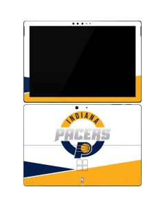 Indiana Pacers Split Surface Pro 7 Skin