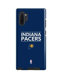 Indiana Pacers Standard - Blue Galaxy Note 10 Plus Pro Case