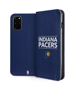 Indiana Pacers Standard - Blue Galaxy S20 Plus Folio Case