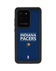 Indiana Pacers Standard - Blue Galaxy S20 Ultra 5G Waterproof Case