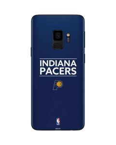 Indiana Pacers Standard - Blue Galaxy S9 Skin