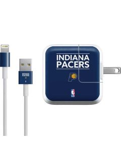 Indiana Pacers Standard - Blue iPad Charger (10W USB) Skin