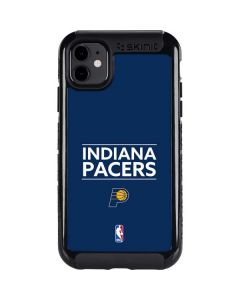 Indiana Pacers Standard - Blue iPhone 11 Cargo Case