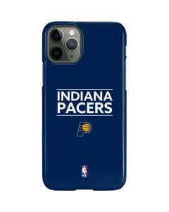 Indiana Pacers Standard - Blue iPhone 11 Pro Lite Case