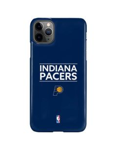 Indiana Pacers Standard - Blue iPhone 11 Pro Max Lite Case