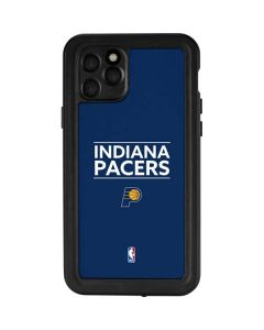 Indiana Pacers Standard - Blue iPhone 11 Pro Waterproof Case