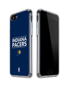 Indiana Pacers Standard - Blue iPhone SE Clear Case