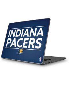 Indiana Pacers Standard - Blue Apple MacBook Pro 17-inch Skin