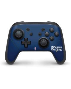 Indiana Pacers Standard - Blue Nintendo Switch Pro Controller Skin