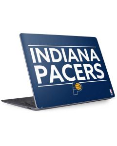 Indiana Pacers Standard - Blue Surface Laptop 3 13.5in Skin