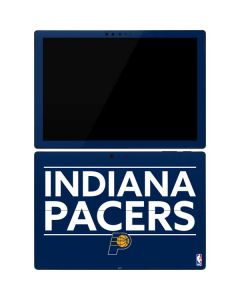 Indiana Pacers Standard - Blue Surface Pro 7 Skin