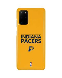 Indiana Pacers Standard - Yellow Galaxy S20 Plus Lite Case