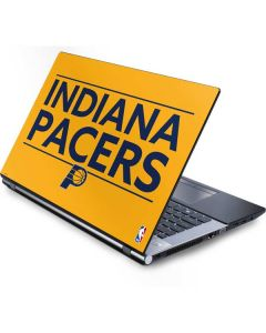 Indiana Pacers Standard - Yellow Generic Laptop Skin